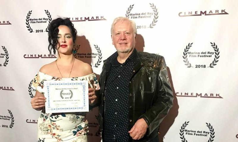 Bραβείο συγγραφής σεναρίου στη Δέσποινα Μοίρου| Νέα διάκριση στο Χόλιγουντ!