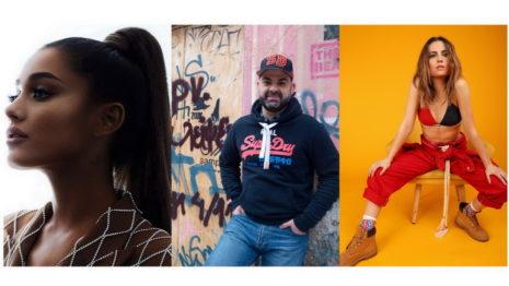 Μάχη στο iTunes Chart: Ariana Grande-Tasos Petsas-Xenia Ghali