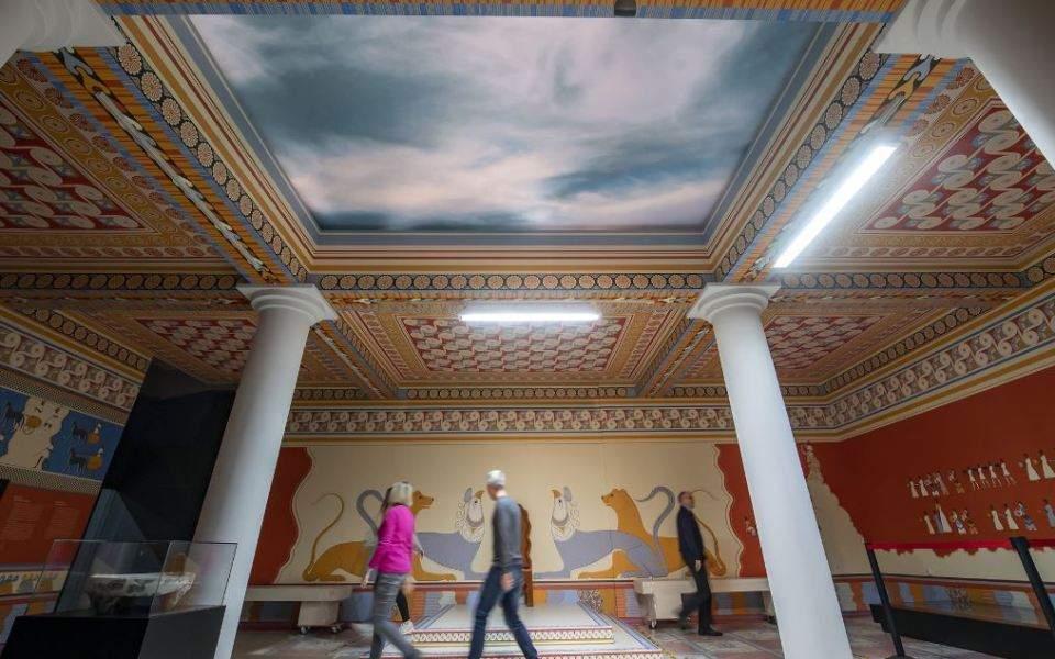 Εγκαινιάστηκε η έκθεση «Μυκήνες: Ο μυθικός κόσμος του Αγαμέμνονα» στην Καρλσρούη