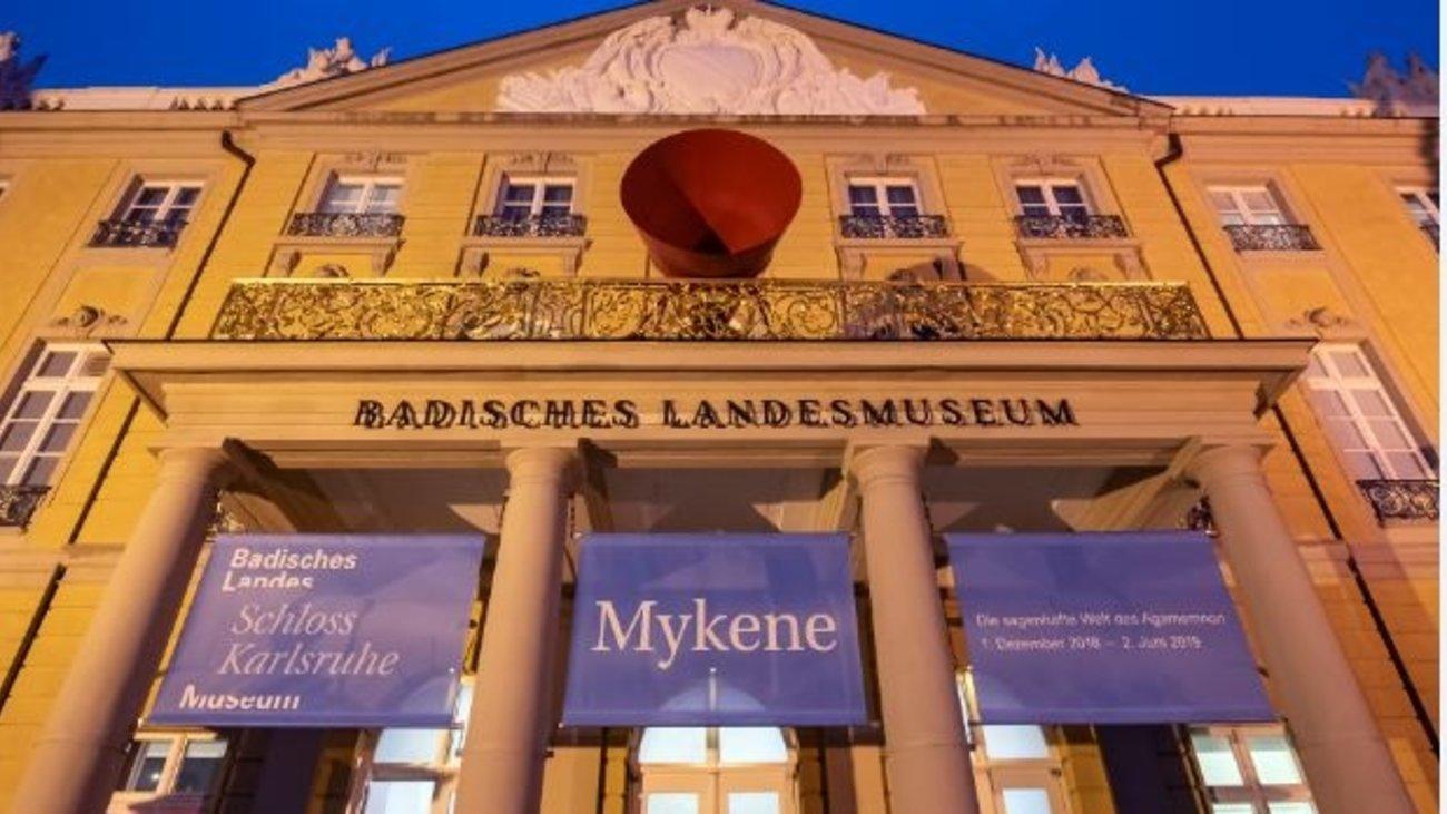 , Εγκαινιάστηκε η έκθεση «Μυκήνες: Ο μυθικός κόσμος του Αγαμέμνονα» στην Καρλσρούη