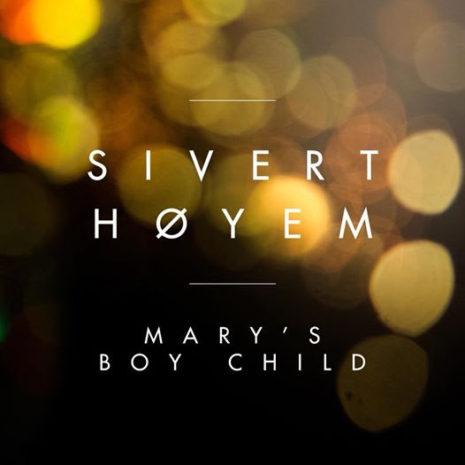 Ο Sivert Hoyem τραγουδά Χριστουγεννιάτικα κάλαντα Mary's Boy Child