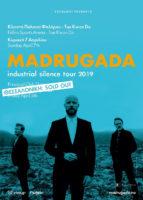 MADRUGADA | Industrial Silence Tour | Η συναυλία της Θεσσαλονίκης είναι sold out!