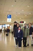 Σοφία Μουτίδου: Τη «συλλάβαμε» στο αεροδρόμιο με 4 άντρες- Τι έχει συμβεί;