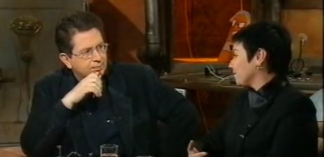 Θέμος Αναστασιάδης: Όταν η Μαλβίνα Κάραλη του μιλούσε για όλα! | Video