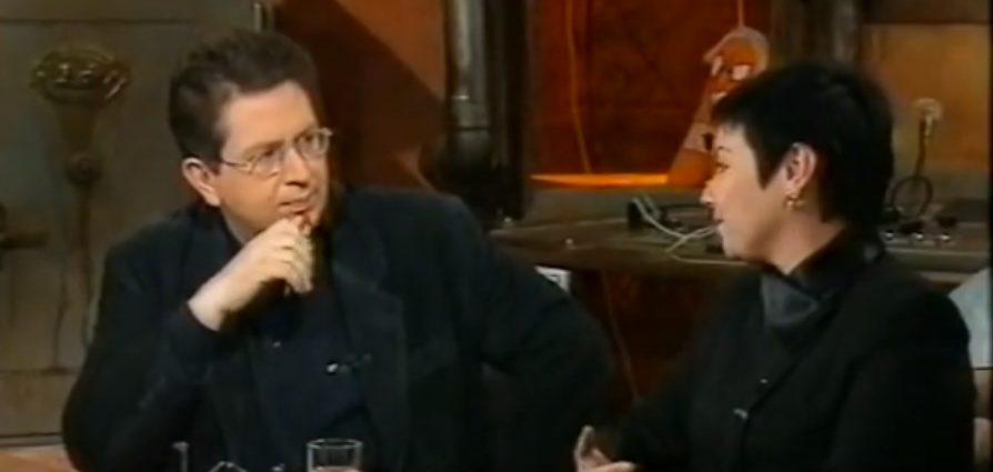 , Θέμος Αναστασιάδης: Όταν η Μαλβίνα Κάραλη του μιλούσε για όλα! | Video