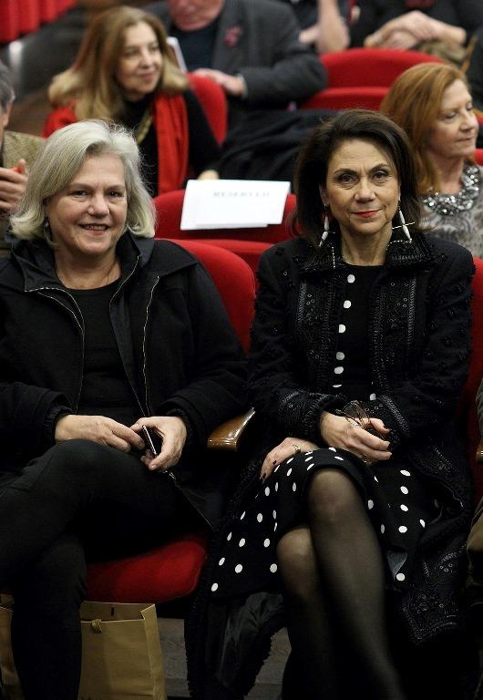 , «Οι άνθρωποι του Δεσποτικού» της Μαίρης Χατζάκη στην Γκαλερί Χατζηκυριάκος-Γκίκας της Ελληνοαμερικανικής Ένωσης