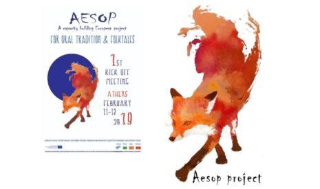 Aesop Project στο θέατρο Αερόπλοιο