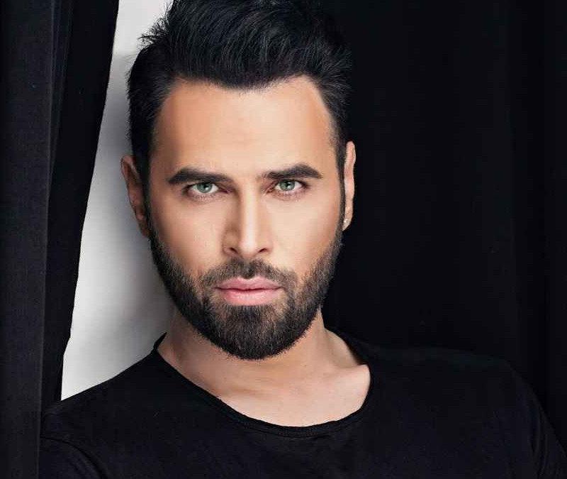 Γιώργος Παπαδόπουλος: Οι πρώτες φωτογραφίες από το νέο του video clip