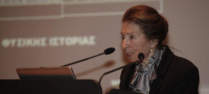 Έφυγε στα 94 της χρόνια η Κυρία της Ευρώπης, Νίκη Γουλανδρή