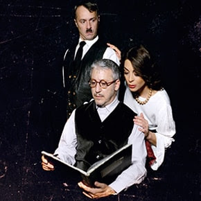 """Mein Komplex"" στο Θέατρο Βαφείο-Λάκης Καραλής| 5η χρονιά επιτυχίας"