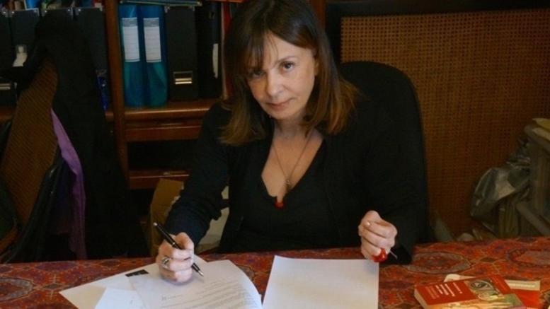 , Συνέντευξη: Έρση Σωτηροπούλου «Κάθε βιβλίο μου είναι μια βουτιά στα τυφλά»