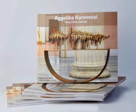 Παρουσίαση του εικαστικού βιβλίου της Αγγέλικας Κοροβέση στο Θέατρο της Ελληνοαμερικανικής Ένωσης