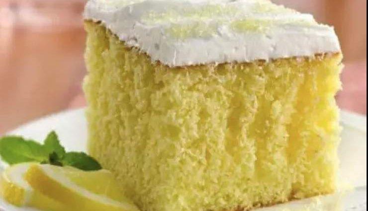, To κέικ της γιαγιάς