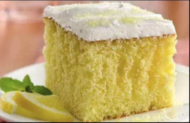 To κέικ της γιαγιάς