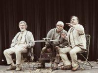 , «ΗΡΩΕΣ»του Gerald Sibleyras | Δύο χρονιές πετυχημένων παραστάσεων! | Μέχρι Κυριακή 31 Μαρτίου