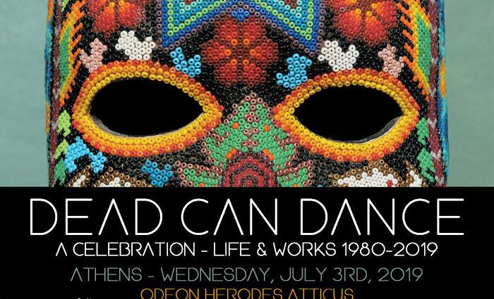 , «Ο αρχέγονος κόσμος των Dead Can Dance»