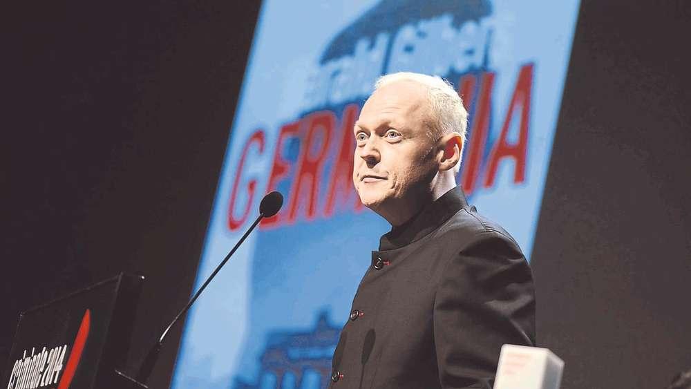 Ο Γερμανός Harald Gilbers των ιστορικών θρίλερ «Germania» στη Διεθνή Έκθεση Βιβλίου Θεσσαλονίκης