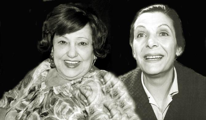 , Οι μάνες του Ελληνικού κινηματογράφου!