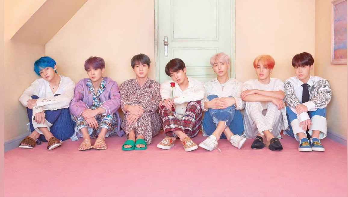 «Boy With Luv» BTS ft. Halse
