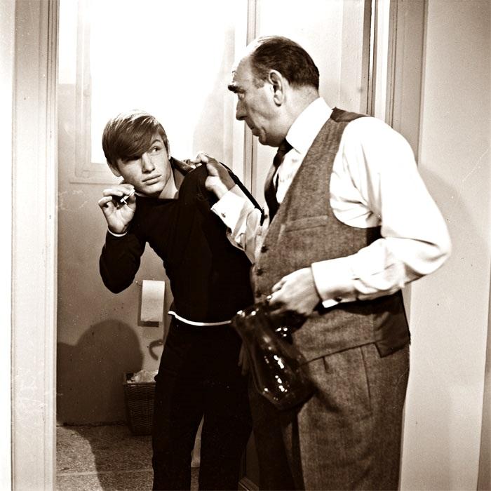 , Μίμης Πλέσσας & Γιώργος Ζαμπέτας: Γαμπρός απ΄το Λονδίνο» (1967), ανέκδοτο OST