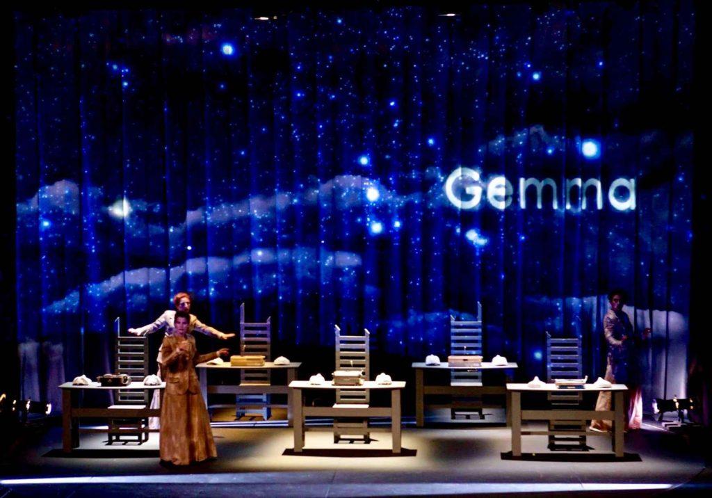 , «Γκέμμα» του Δημήτρη Λιαντίνη   Από 2 Μαΐου στο Θέατρο Βρετάνια