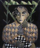 , «Η Μαγεία Της Μνήμης» | Ατομική έκθεση ζωγραφικής του Σπύρου Λύτρα στη gallery DESMOS στο Παρίσι