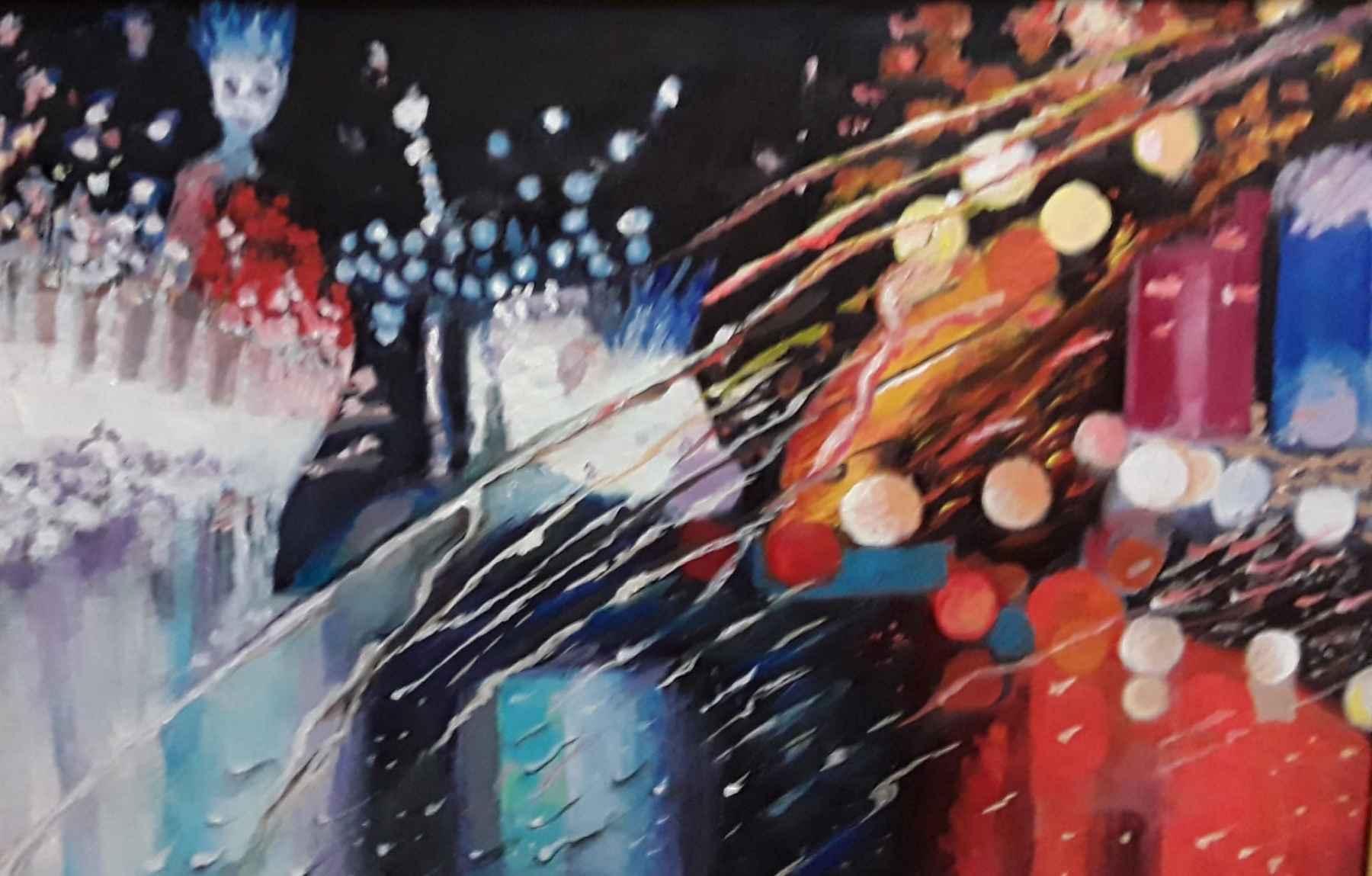 It's my life | Personal art exhibition OLIVIA AFIONIS