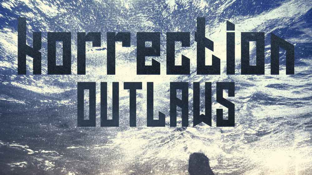 KorrectioN – Outlaws (2019)