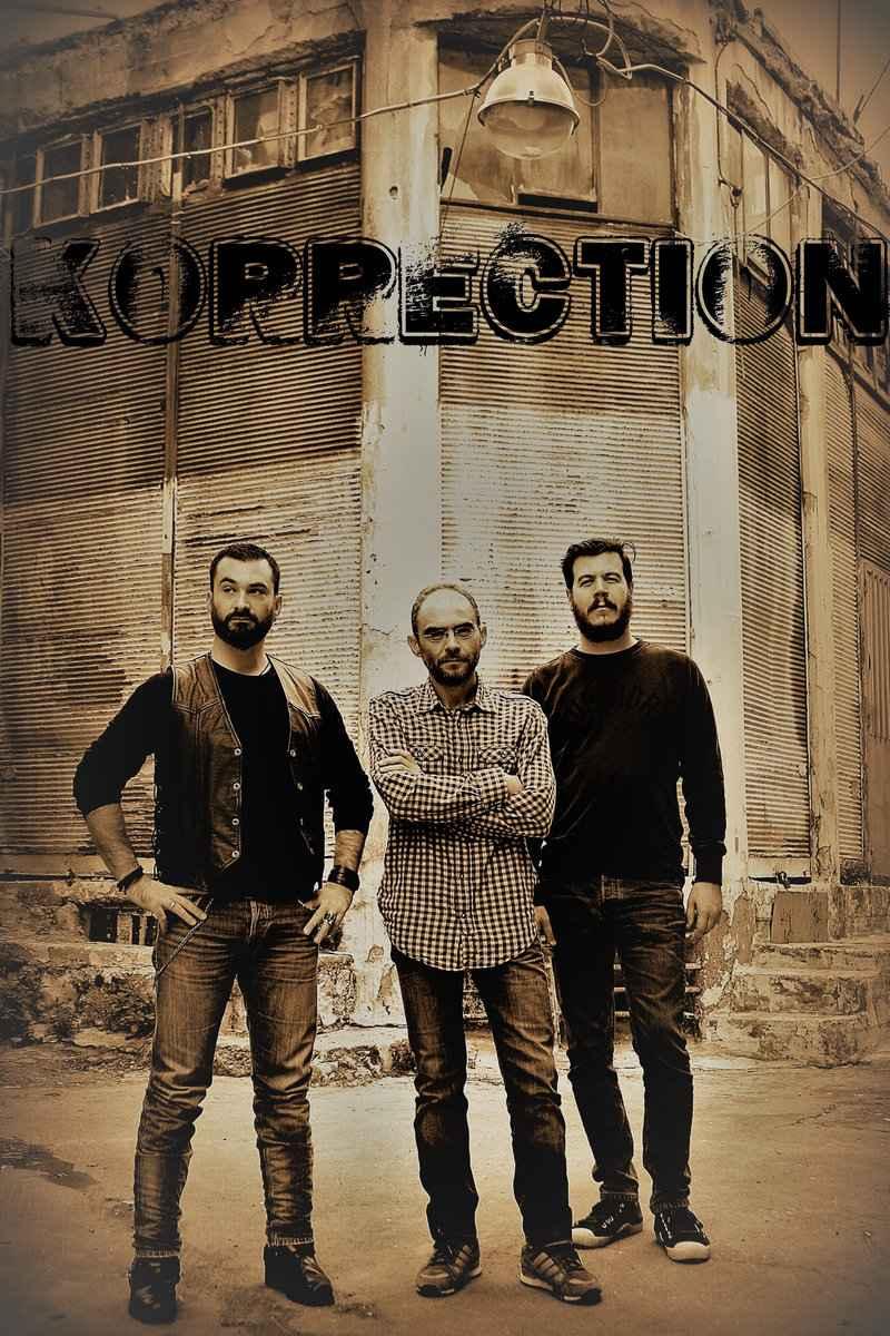 , KorrectioN – Outlaws (2019)