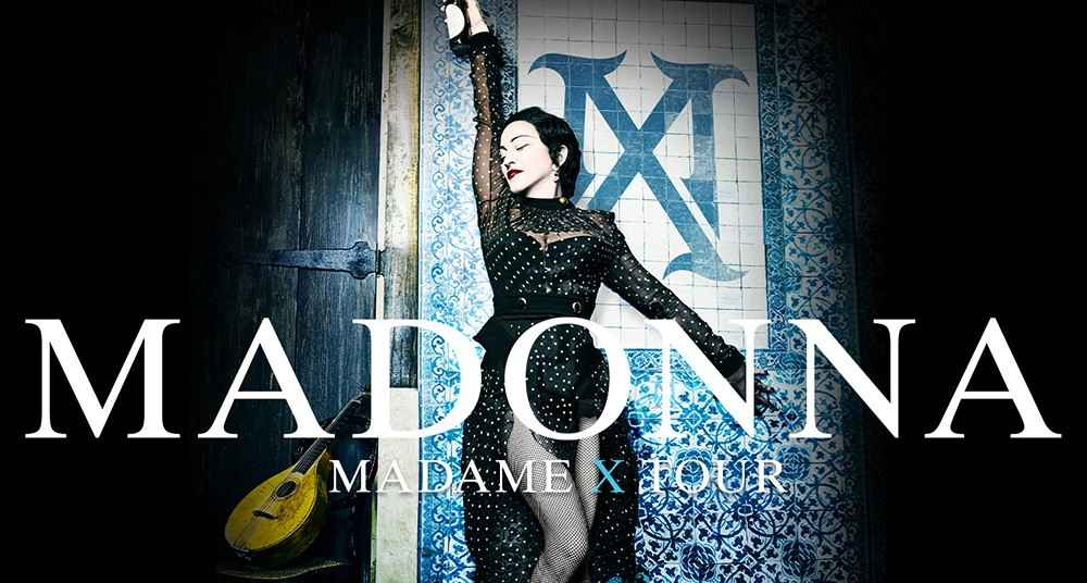 Madonna: Σε θέατρα οι συναυλίες της περιοδείας «Madame X Tour»