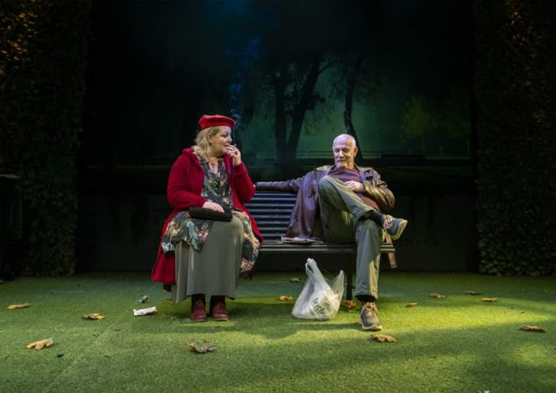 , Ο Γιώργος Κιμούλης για πέντε ακόμη παραστάσεις με «Το Παγκάκι» στο ΤΟΠΟΣ ΑΛΛΟύ