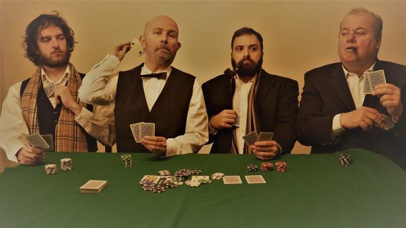 , «Οι Παίκτες» του Νικολάι Γκόγκολ στο Θέατρο «Αλκμήνη»