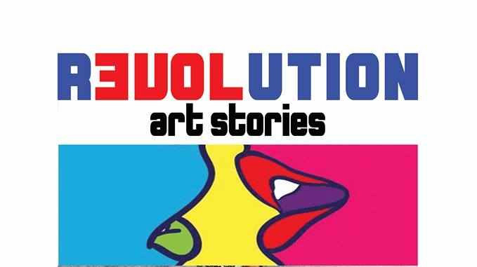 , Revolution Art Stories @MegArt Gallery | Art exhibition