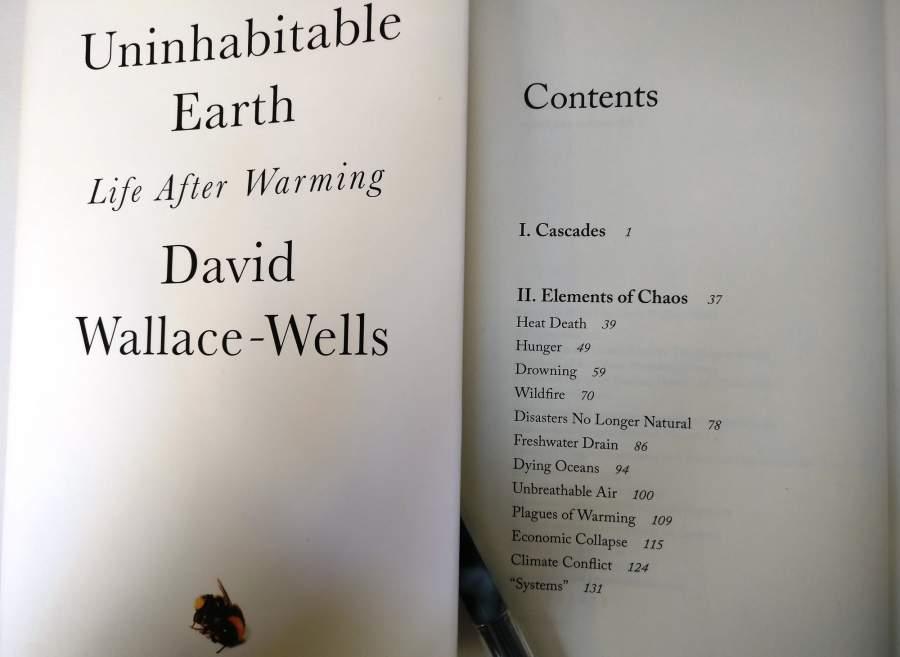 , «Ακατοίκητη Γη»: ένα βιβλίο μανιφέστο που προειδοποιεί για τους κινδύνους της κλιματικής αλλαγής