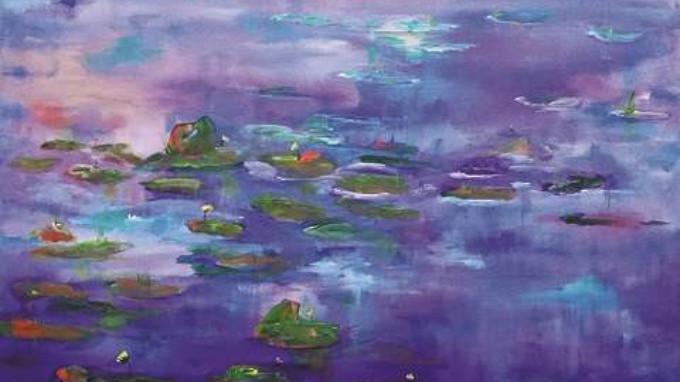 Πολιτιστικός Τουρισμός στη Σαντορίνη | Ένα λουλούδι για ένα Ποίημα – Ομαδική Έκθεση Ζωγραφικής