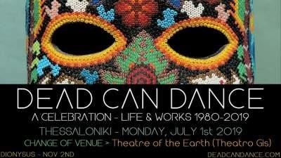 , Dead Can Dance   ΕΞΑΝΤΛΗΘΗΚΑΝ τα εισιτήρια του ΑΝΩ Διαζώματος για τη συναυλία τους στο Ηρώδειο