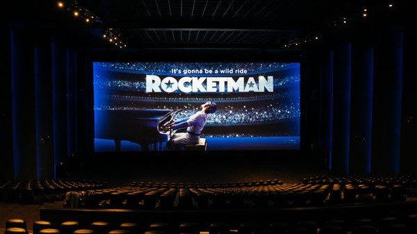 Λαμπερή πρεμιέρα για το «Rocketman» που μάγεψε τους θεατές