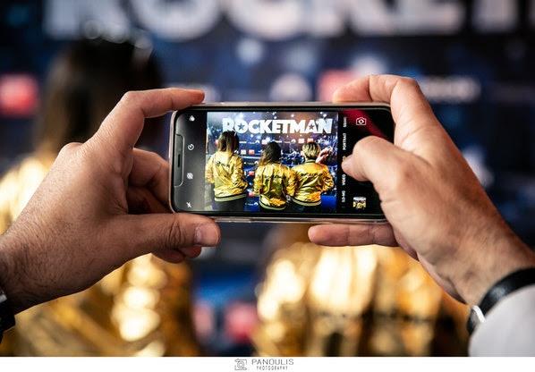 , Λαμπερή πρεμιέρα για το «Rocketman» που μάγεψε τους θεατές