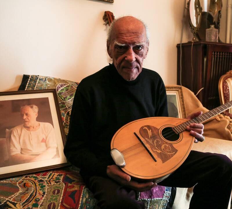 Πέθανε ο συνθέτης και δεξιοτέχνης του μπουζουκιού Στέλιος Βαμβακάρης