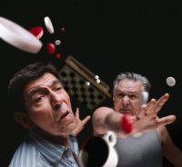 , Το Δη.Πε.Θέατρο Κοζάνης παρουσιάζει σε καλοκαιρινή περιοδεία την κωμωδία του Δημητρίου Κεχαΐδη «Τό Τάβλι», με τους Ιεροκλή Μιχαηλίδη & Γεράσιμο Σκιαδαρέση σε σκηνοθεσία Λευτέρη Γιοβανίδη