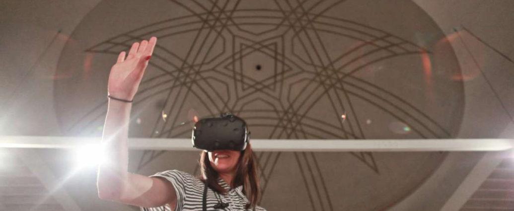 , Χορός & Εικονική Πραγματικότητα στην Στέγη | «Weightless» του καλλιτέχνη Andrej Boleslavský
