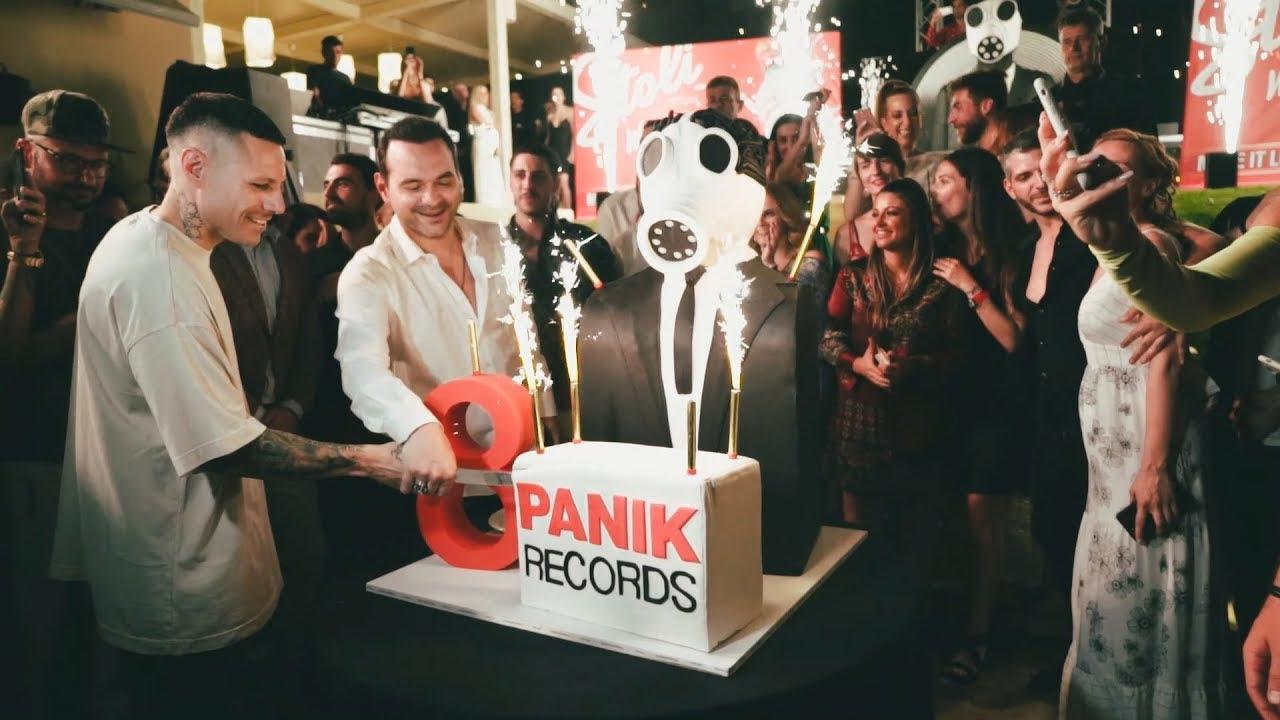 8 χρόνια PANIK: Δείτε για πρώτη φορά video και photos μέσα από το party!