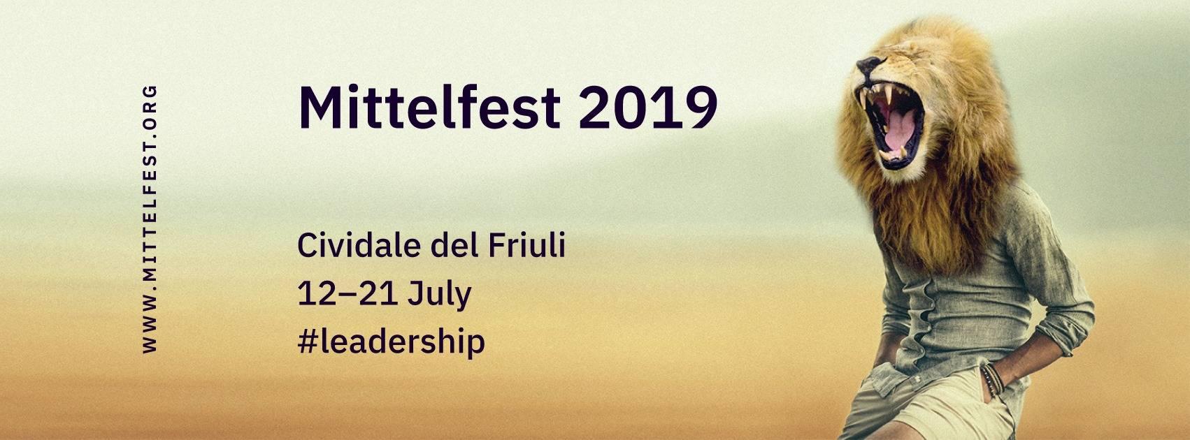 Η Στέγη στο Mittelfest της Ιταλίας