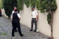 , Ο πρώην του George Michael έσπασε την έπαυλη που ζούσαν μαζί και συνελήφθη!