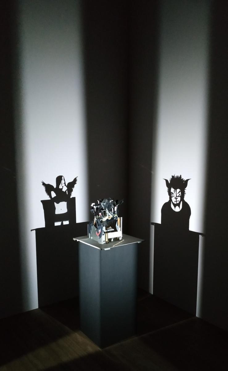 , Έλληνας εικαστικός στην πρώτη παγκόσμια ομαδική έκθεση με γλυπτά σκιάς [pics]