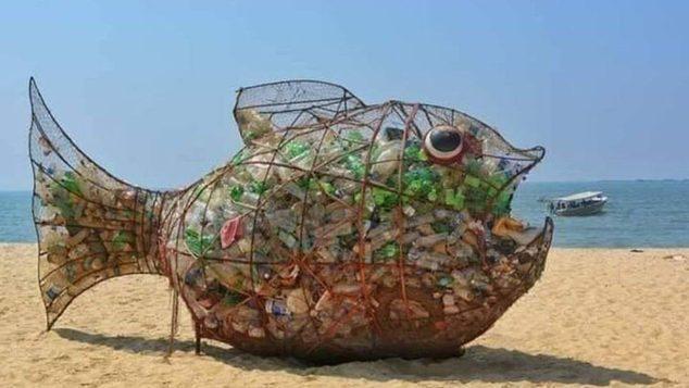 , Ένα ψάρι που το έλεγαν Γκόμπι.   Η έξυπνη ιδέα που σώζει τις θάλασσες από τα πλαστικά!