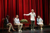 , Τελετή παράδοσης – παραλαβής της Καλλιτεχνικής Διεύθυνσης του Εθνικού Θεάτρου