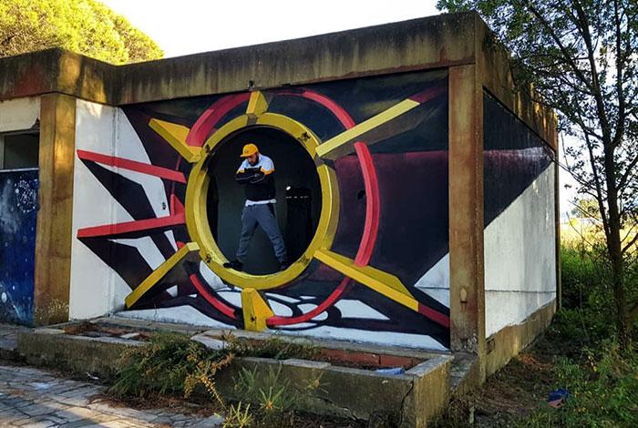 , 16 έργα του καλύτερου γκραφιτά στον κόσμο είναι αρκετά για να σας μπερδέψουν το μυαλό