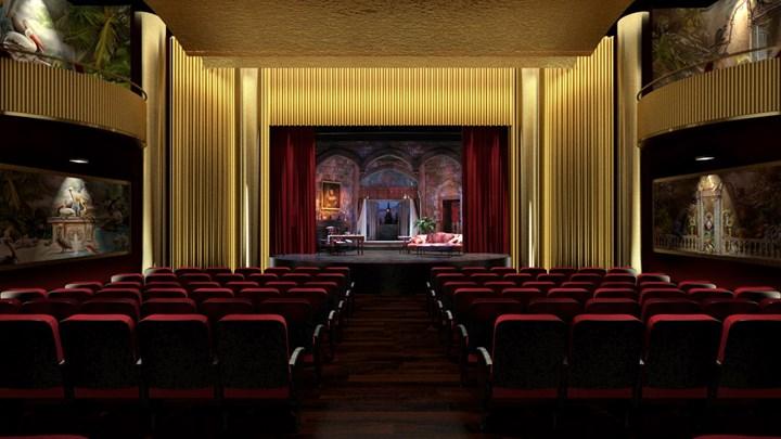 , «Alhambra Art Theater» Υπο νέα ιδιοκτησία που υπογράφουν η Βάσια Παναγοπούλου και ο Δημήτρης Αγγελόπουλος