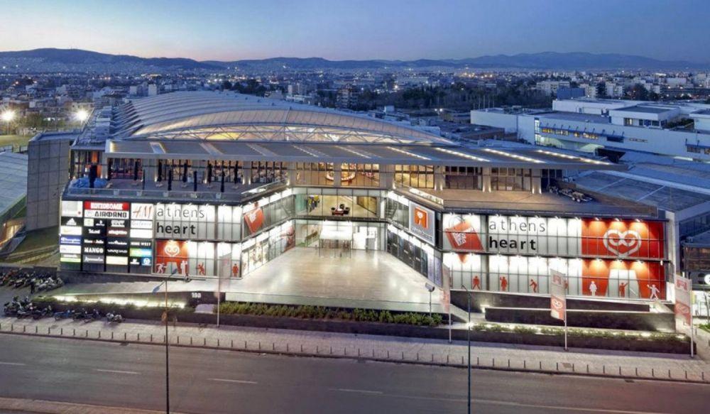 , «Gazi Outlet» : Σε εκπτωτικό κέντρο μετατρέπεται το mall «Athens Heart» στην Πειραιώς
